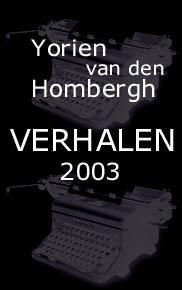 Ebook Verhalen 2003